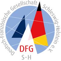 Deutsch-Französische Gesellschaft Schleswig-Holstein e.V. - Kiel Logo