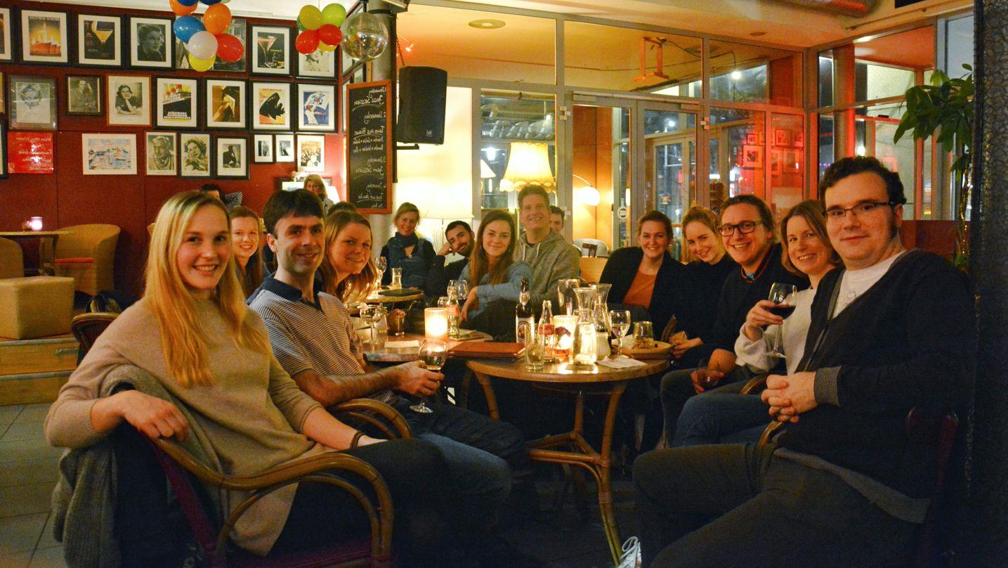 Deutsch-französischer Stammtisch/ table ronde franco-allemande